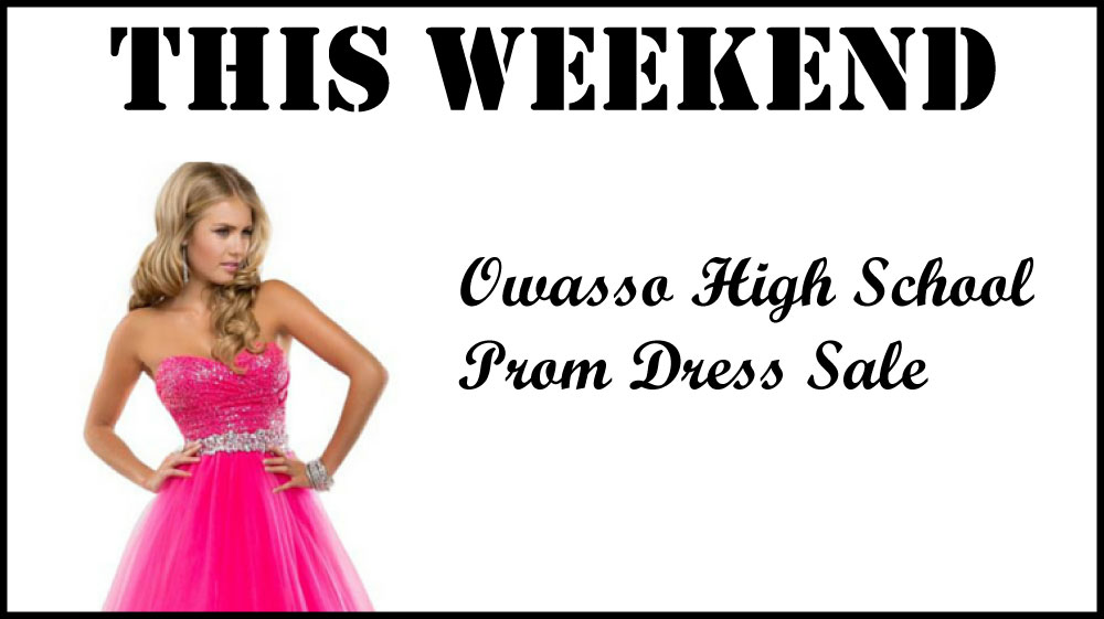 Prom Dress Sale Takes Place This Weekend | InsideOwasso.Com